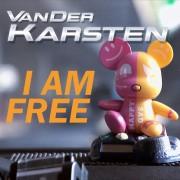 VAN DER KARSTEN – I am free, happy and sad