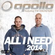 APOLLO feat the Mackenzie – All I need